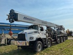 Click image for details on this Manitex 50128S Straight Boom on 2016 Freightliner 114SD 12x4 Straight Boom Truck
