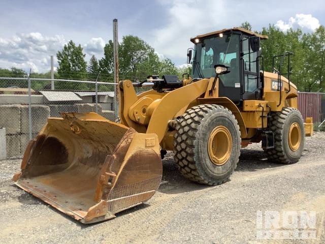 2018 Cat 950GC Wheel Loader, Wheel Loader