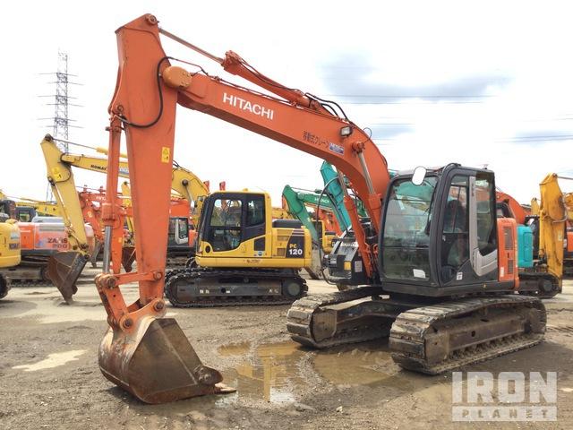 2013 年 Hitachi ZX135US-3 Track Excavator, Hydraulic Excavator