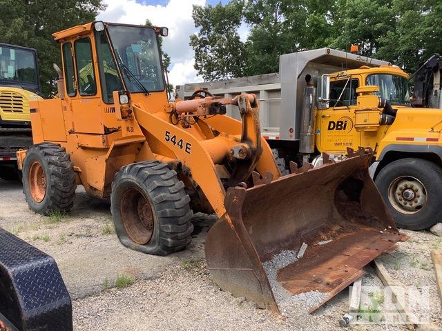 John Deere 544E Wheel Loader, Parts/Stationary Construction-Other