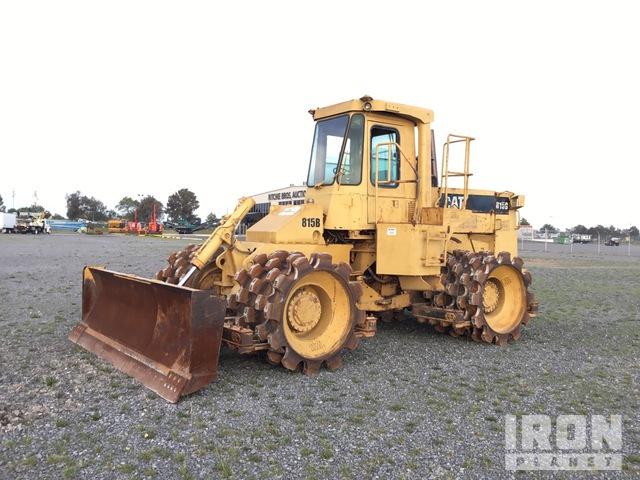 1995 Cat 815-B Conversion Soil Compactor, Compactor