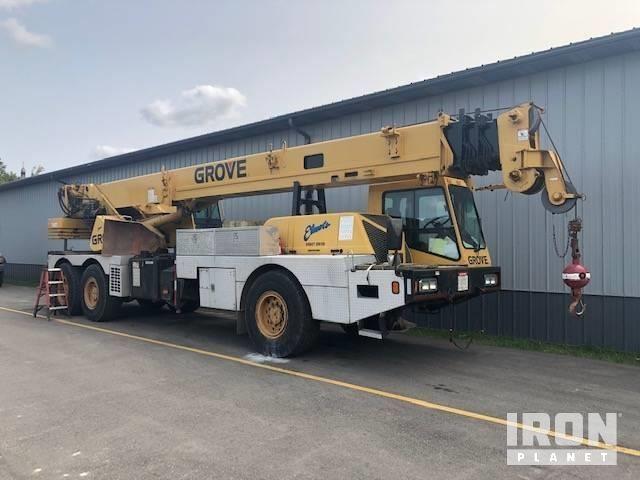 2000 Grove ATS540 All Terrain Crane, All Terrain Crane