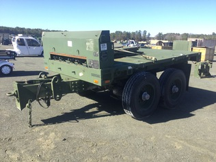 Military Trailers
