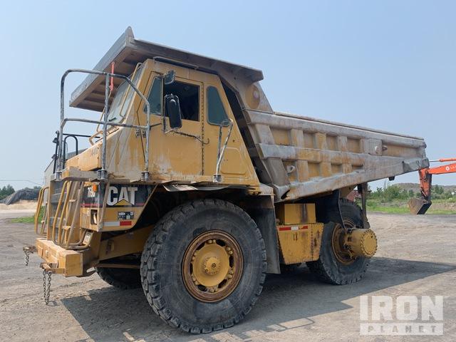 1994 Cat 769C Off-Road End Dump Truck, Rock Truck