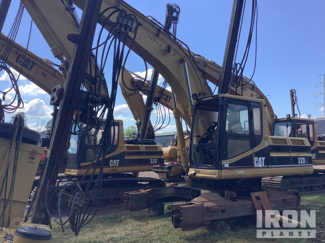 1994 (unverified) Cat 320L Track Excavator, Parts/Stationary Construction-Other