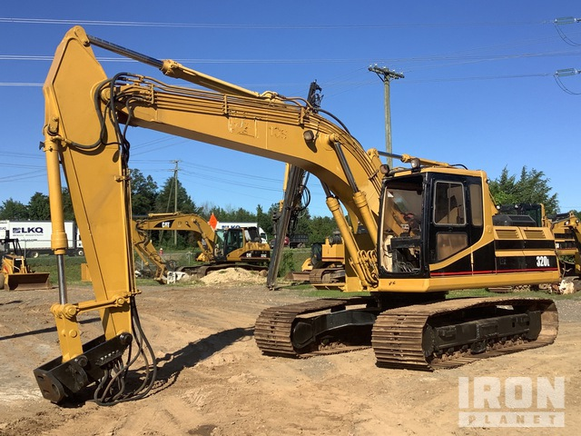 1994 Cat 320L Track Excavator, Parts/Stationary Construction-Other