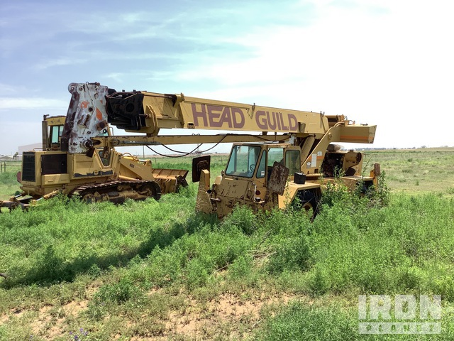1980 Grove RT58 36000 lb 4x4 Rough Terrain Crane, Parts/Stationary Construction-Other