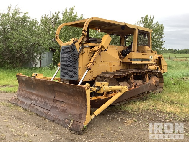 1979 Cat D8K Crawler Dozer, Crawler Tractor