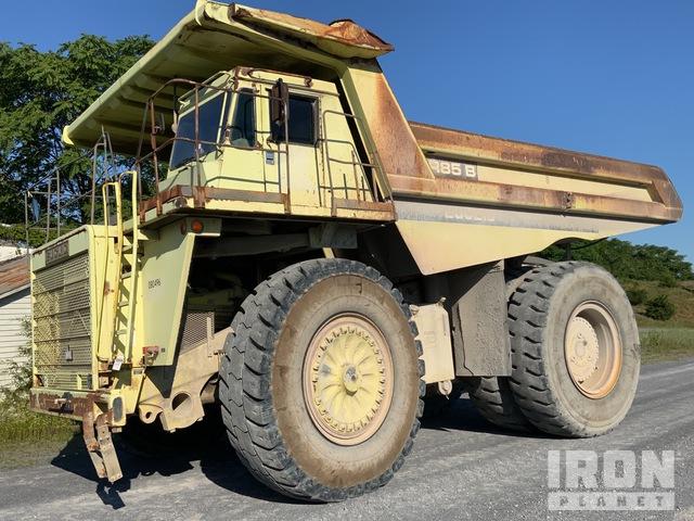 1994 (unverified) Euclid R85B Off-Road End Dump Truck, Rock Truck