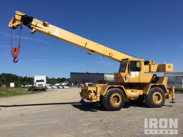 1981 Grove RT522 22 ton 4x4 Rough Terrain Crane, Rough Terrain Crane