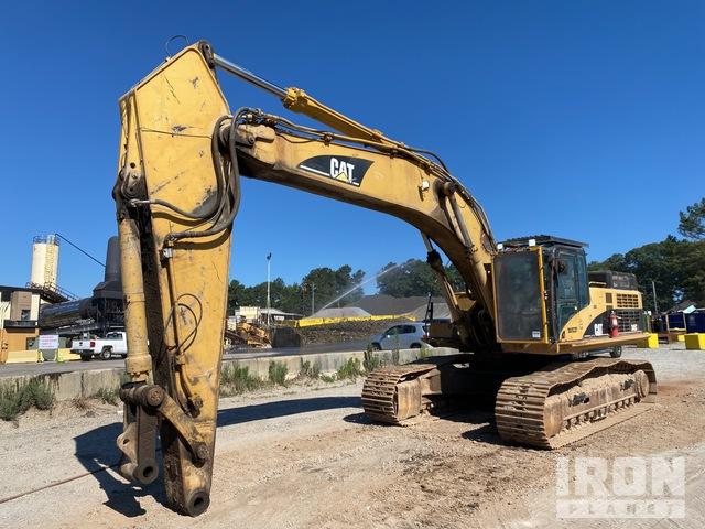 2005 Cat 345CL Track Excavator, Hydraulic Excavator