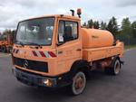 Mercedes Benz 814K Tanker Truck
