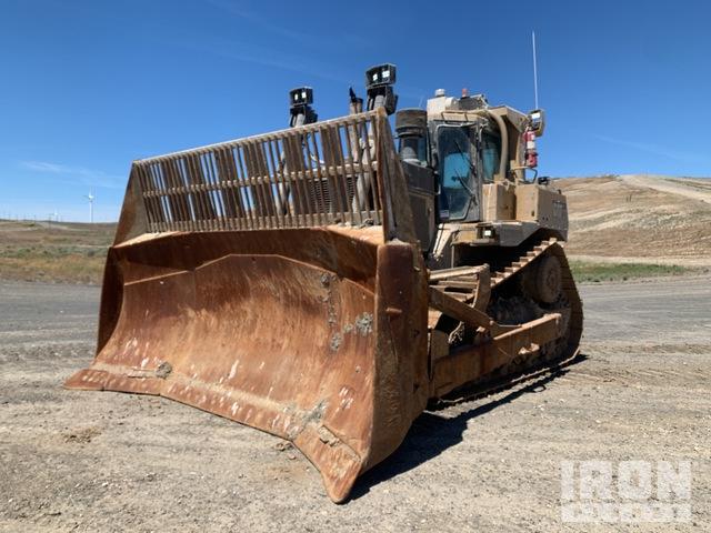 2008 Cat D9T Crawler Dozer, Crawler Tractor