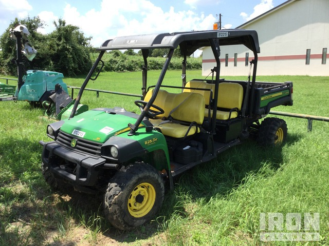 2016 John Deere 825E XUV Utility Vehicle, Parts/Stationary Construction-Other