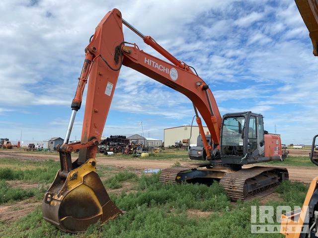 2006 Hitachi ZX240LC-3 Track Excavator, Hydraulic Excavator