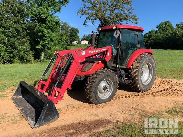 Mahindra 100S 4WD Tractor, MFWD Tractor