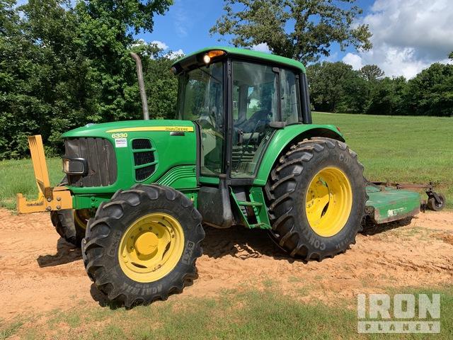 2011 John Deere 6330 4WD Tractor, MFWD Tractor