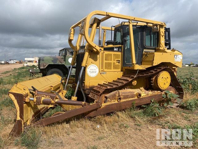2008 Cat D6T XL Crawler Dozer, Crawler Tractor