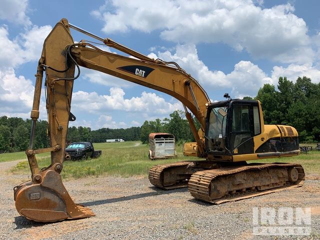 2006 Cat 320C Track Excavator, Hydraulic Excavator