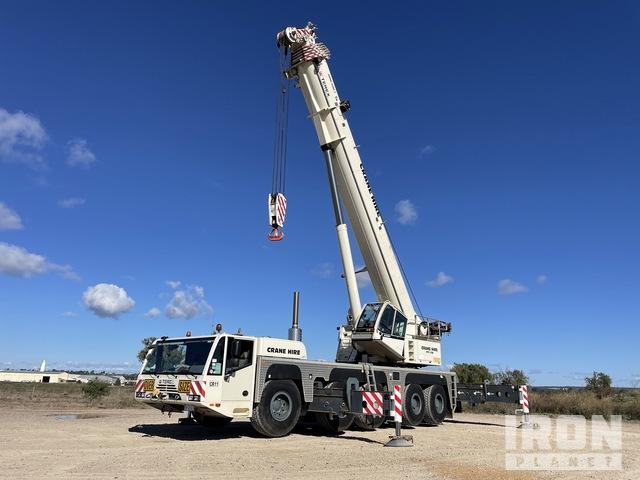 2013 Terex-Demag AC200 200 ton 10x8x8 All Terrain Crane, All Terrain Crane