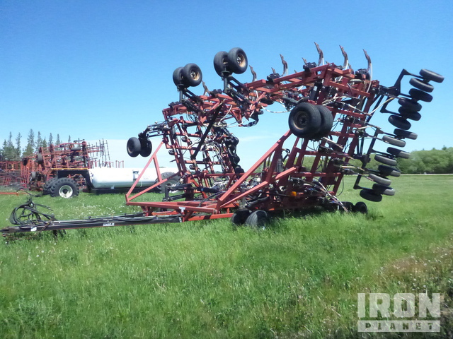 1997 (unverified) Case IH 6012-4R 5 Plex 97 60 ft Concord NH3 Cultivator, Cultivator