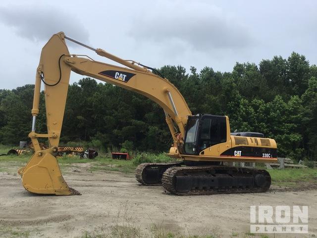 2006 Cat 330C L Track Excavator, Hydraulic Excavator