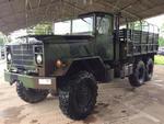 1990 BMY M923A2 6x6 Cargo Truck