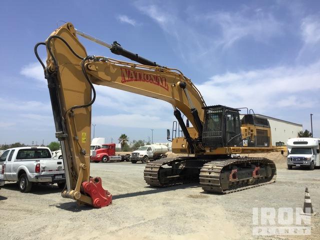 2013 Cat 374DL Track Excavator, Hydraulic Excavator