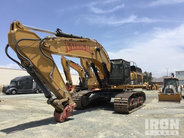 2012 Cat 374DL Track Excavator, Hydraulic Excavator