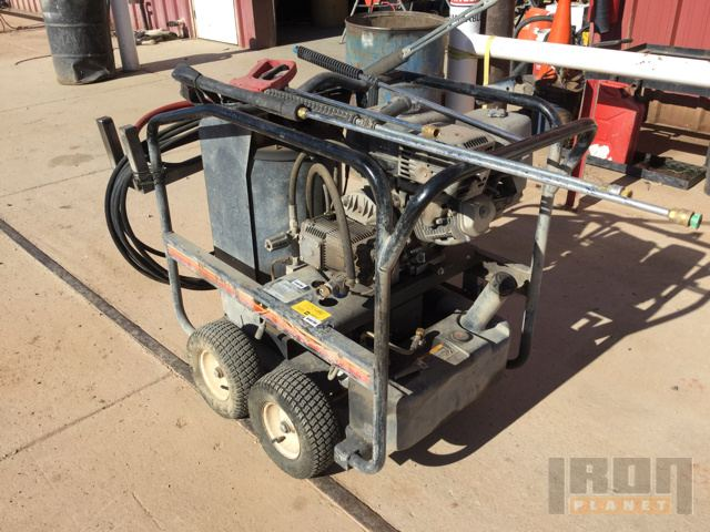 Lot 1117 - Mi-T-M HSP-3504-3MGH Pressure Washer in Ballard