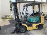 Click image for details on this 2008 (unverified) Komatsu FB25ST Cushion Tire Forklift