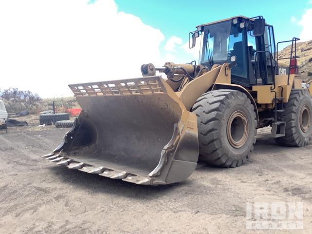1999 Cat 966G Wheel Loader, Wheel Loader