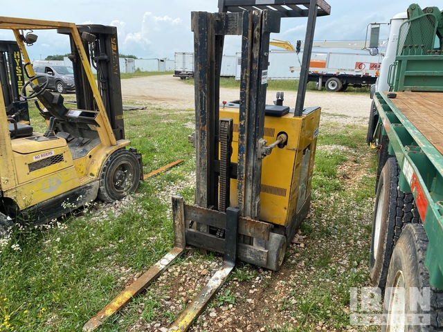 Crown 30RCTT Electric Forklift, Parts/Stationary Construction-Other