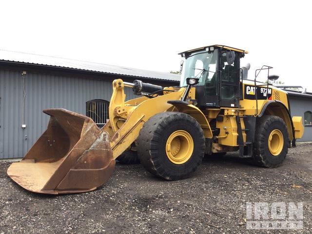 2015 Cat 972M Wheel Loader, Wheel Loader