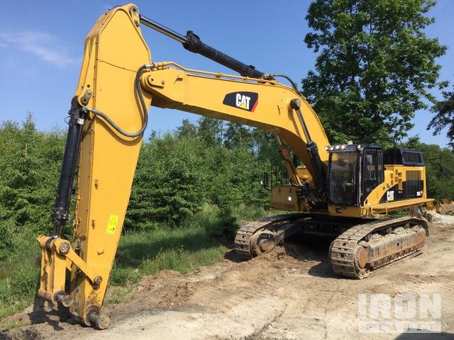 2009 Cat 365C Track Excavator, Hydraulic Excavator