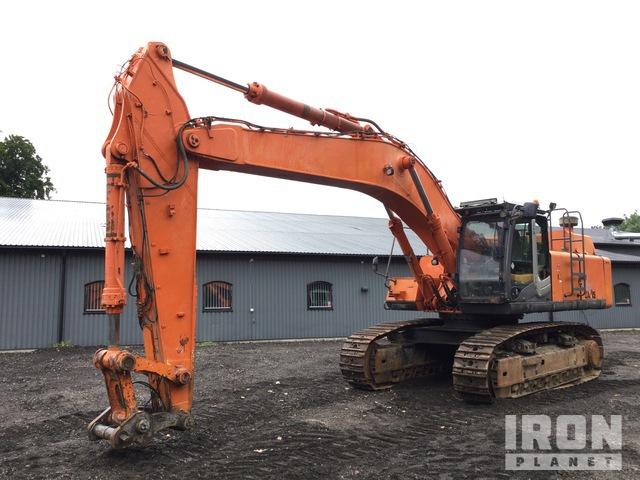 Hitachi ZX520LCH-3 Track Excavator, Hydraulic Excavator
