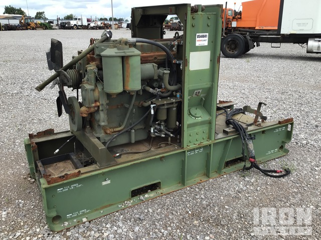 Cat 3306 6 Cylinder 235 Horsepower Diesel Engine, Parts/Stationary Construction-Other