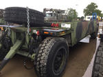 Systems & Electronics M989A1 Ammunition Trailer