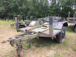 1984 (unverified) D&S M103-A3 S/A Trailer Chassis