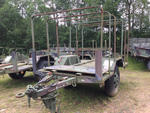 1984 D & S M103-A3 S/A Chassis Trailer