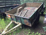US ARMY Tank Automotive Command Cargo Trailer
