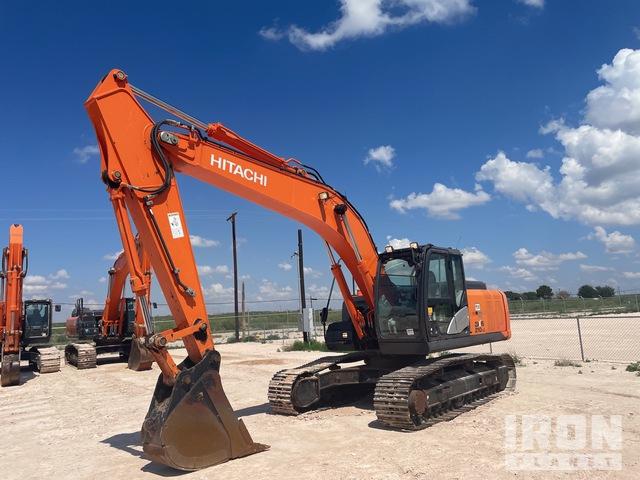 2013 Hitachi ZX210LC-5N Track Excavator, Hydraulic Excavator