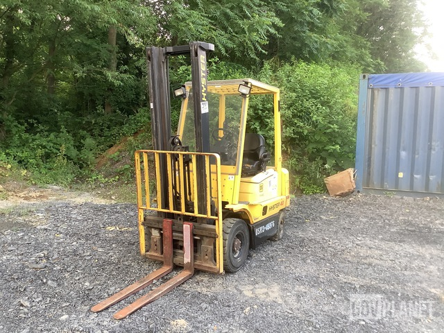 Hyster H40XMS Cushion Tire Forklift, Forklift
