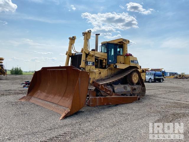 1997 Cat D10R Crawler Dozer, Crawler Tractor