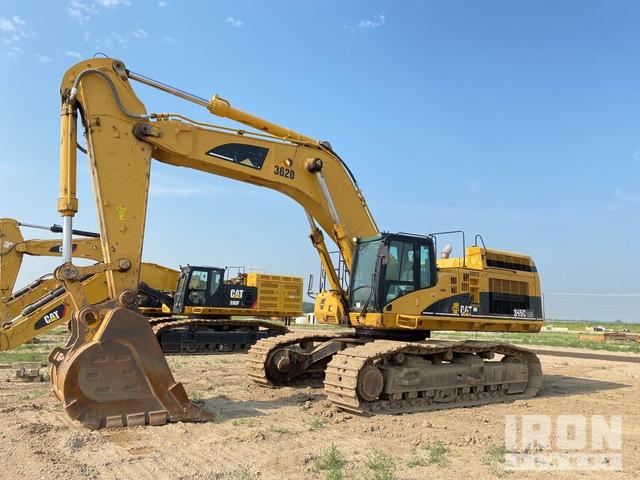 2006 Cat 365C LME Track Excavator, Hydraulic Excavator