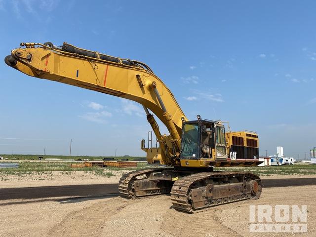 2002 Cat 385B Track Excavator, Hydraulic Excavator