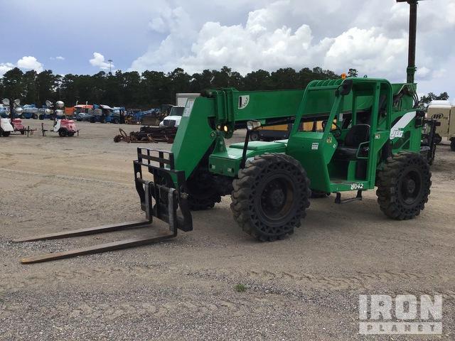 2014 JLG/SkyTrak 8042 Telehandler, Telescopic Forklift