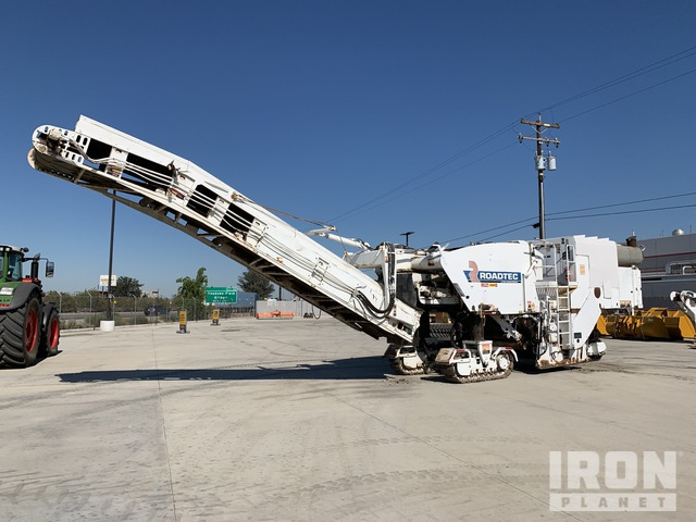 2010 Roadtec RX900-3 Tracked Cold Planer, Cold Planer