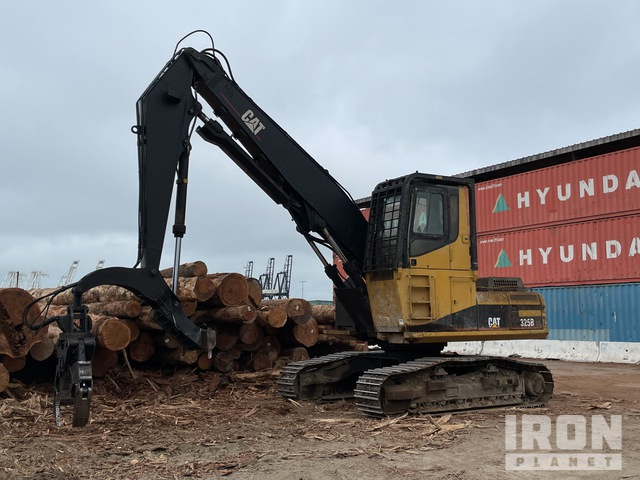 1999 Cat 325B LL Log Loader, Log Loader