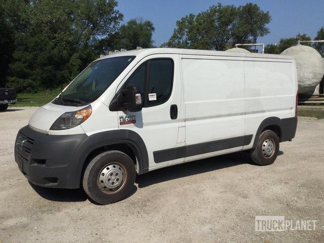 2015 Ram Promaster 4x2 Van, Van (< 8 Passenger)